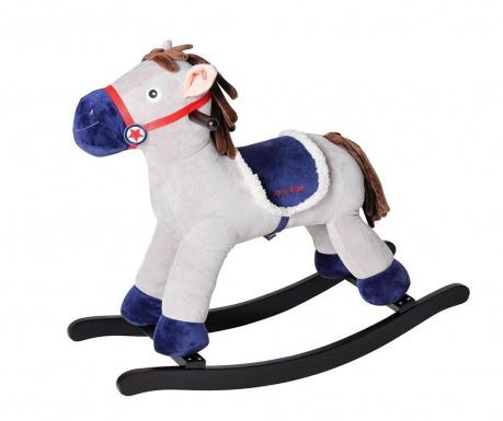 Hračka hojdačka Horse Fritz White