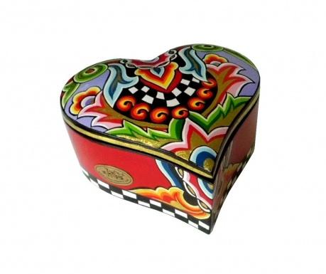 Декоративна кутия с капак Kimer