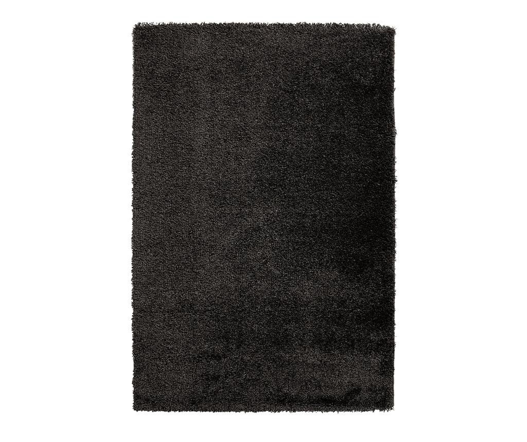 Tepih Loft Black 160x230 cm