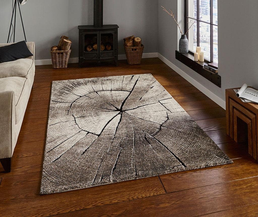 Preproga Woodland Beige 160x220 cm