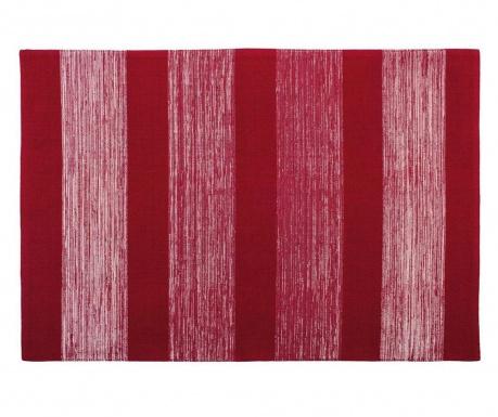 Allure Red Tányéralátét 33x45 cm