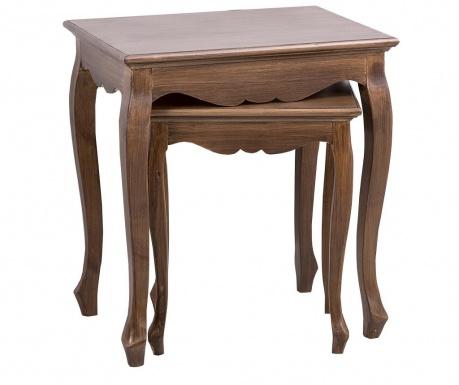 Inrim 2 db Asztalka
