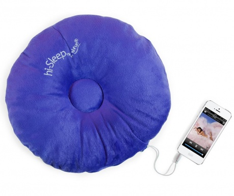 Perna cu boxa integrata hi-Sleep Blue