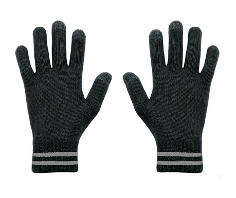 hi-Glove Classic Black Érintőképernyős Férfi kesztyű