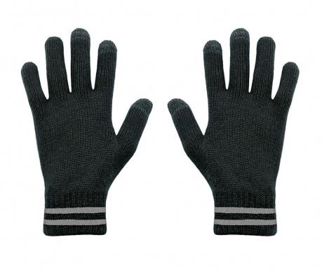 hi-Glove Classic Black Érintőképernyős Női kesztyű