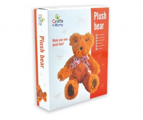 Set de creatie jucarie de plus Bear