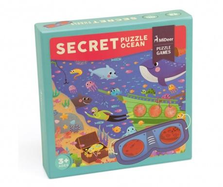 Puzzle 35 elementów Ocean