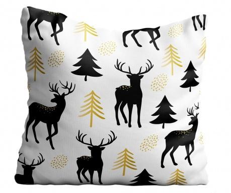 Perna decorativa Reindeer Field 43x43 cm