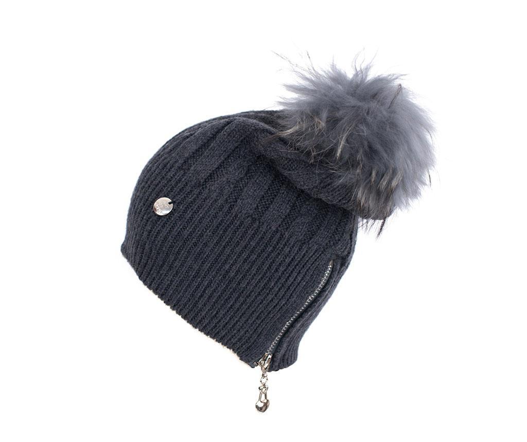 Dámska čiapka Farrah Grey 56-58 cm