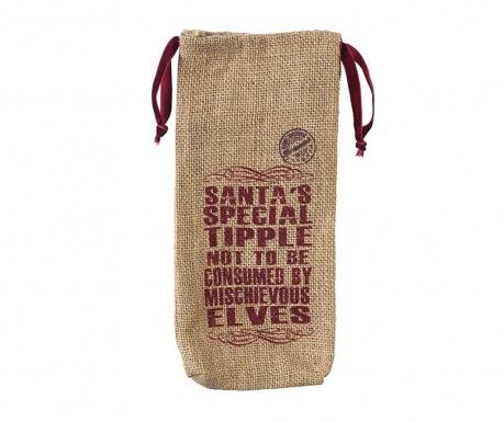 Husa pentru sticla Santa's Bag