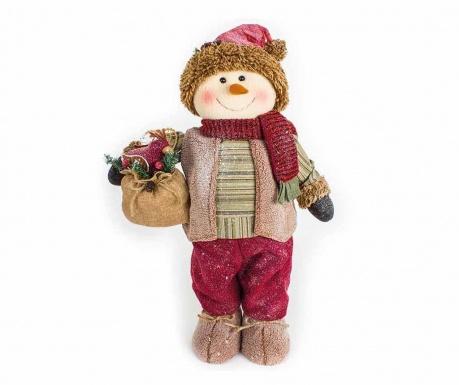 Decoratiune Snowman Standing