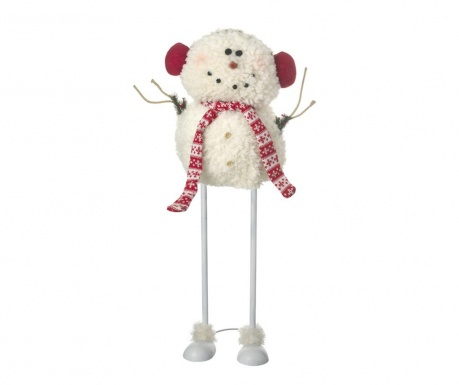 Decoratiune Tall Snowman