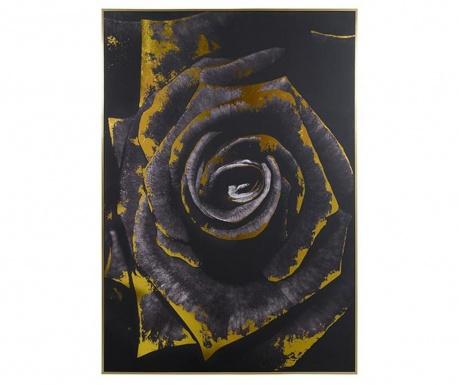 Tablou Flame Rose 100x140 cm