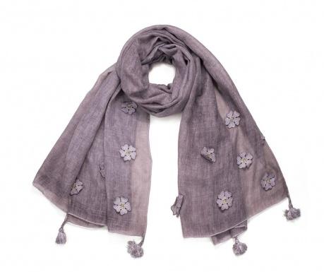Esarfa Leander Purple 90x180 cm