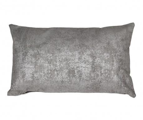 Okrasna blazina Grey Marble 50x70 cm