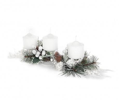 Frost Tartó gyertyákkal