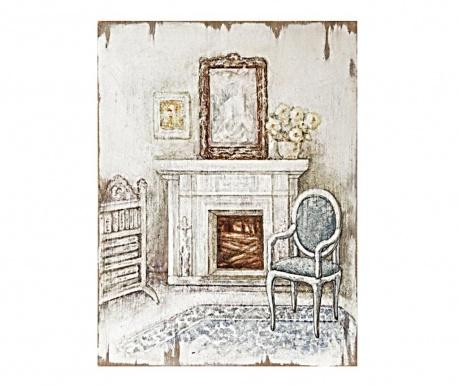Living Room Kép 30x40 cm