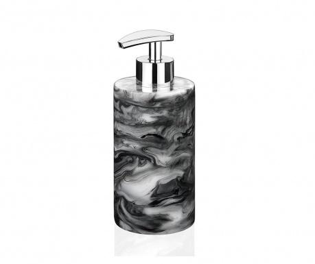 Dispenser sapun lichid Marble Swirl Black