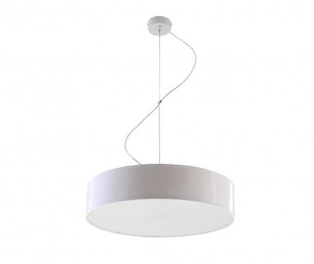 Závesná lampa Atis White M