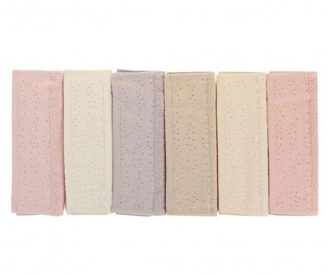 Sada 6 ručníků Tomuruk