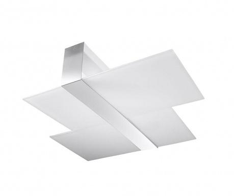 Stropné svietidlo Leda Duo Silver Grey