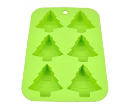 Green Tree Sütőforma 6 formával