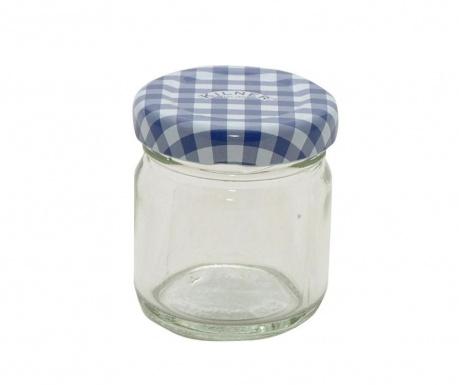 Twist Befőttesüveg fedővel 43 ml