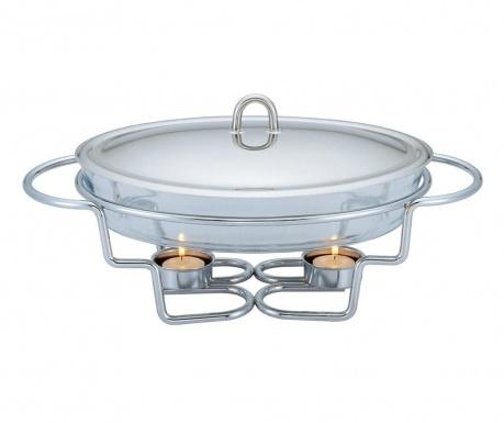 Teplá nádoba dish Oval
