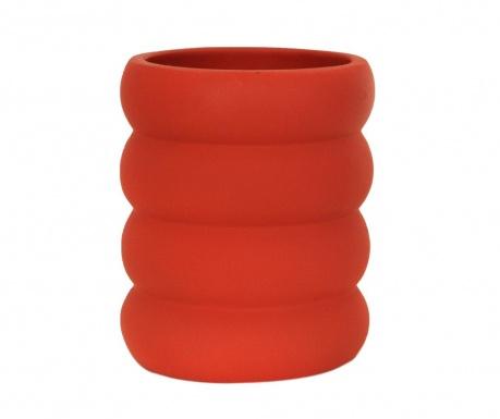 Waves Red Fürdőszobai pohár