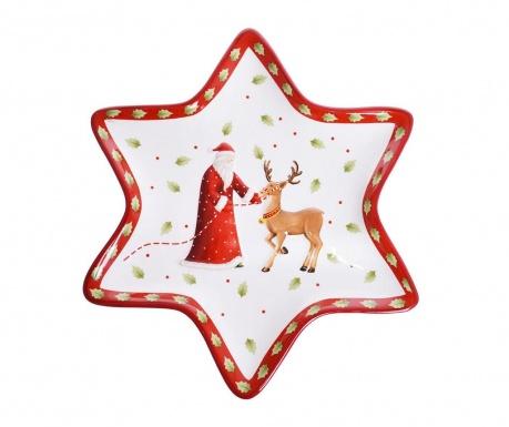 Platou Santa and Rudolf