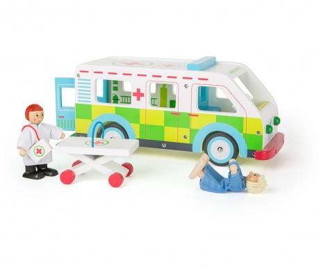Karetka zabawkowa z akcesoriami Lolyp