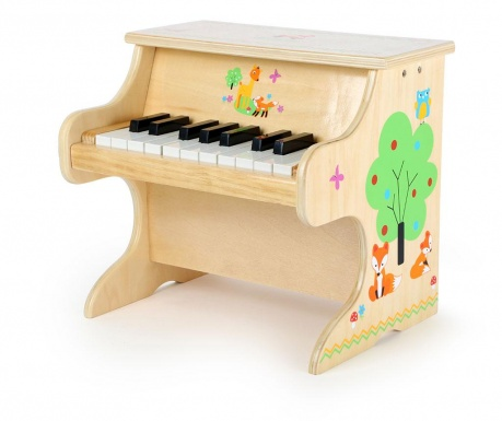 Fortepian zabawkowy Little Fox