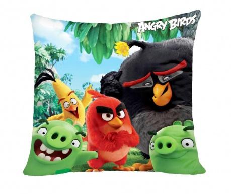 Angry Birds Movie Style Díszpárna 40x40 cm