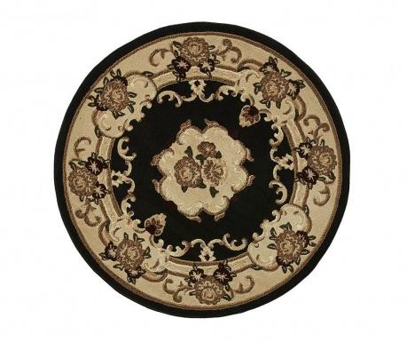 Tepih Marrakesh Black Circle 140 cm