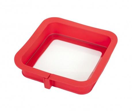 Red Square Kapcsos sütőforma