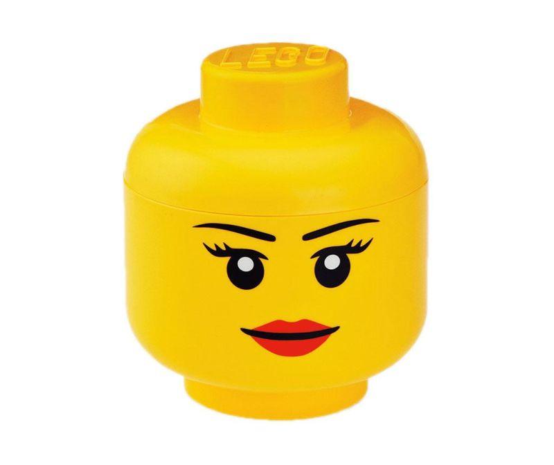 Škatla s pokrovom Lego Pretty Girl S