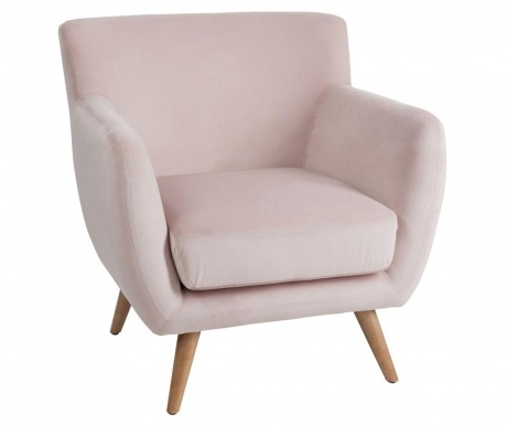 Fotelja Club Pink