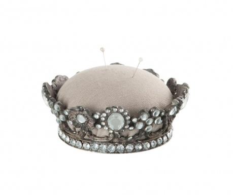 Poduszeczka na igły Crown
