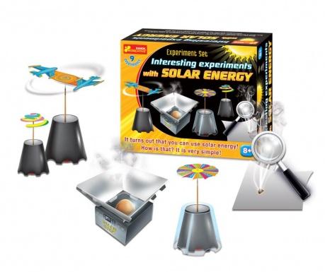 Edukačná hra Solar Energy