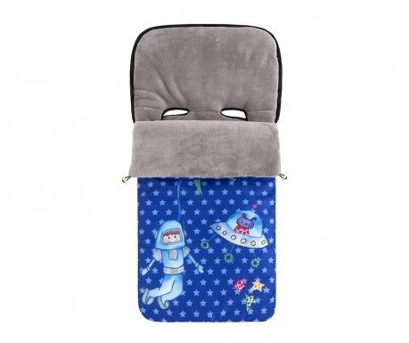 Zimní potah na dětský kočárek Astro Boy