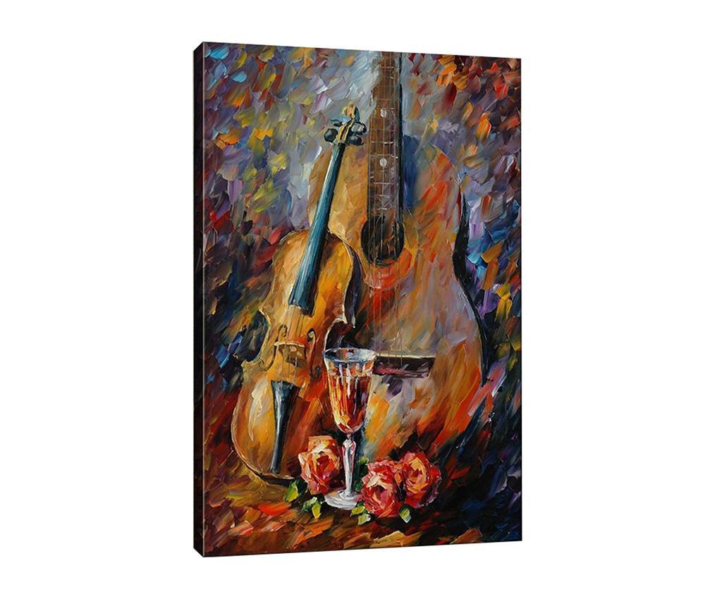 Tablou Musique 40x60 cm