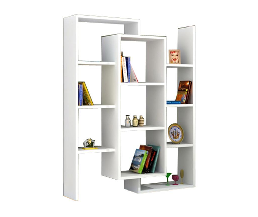 Corp biblioteca Luce White - OYO, Alb