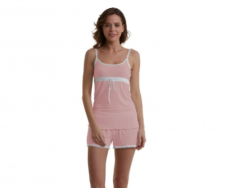 Pijama dama Stella Pink