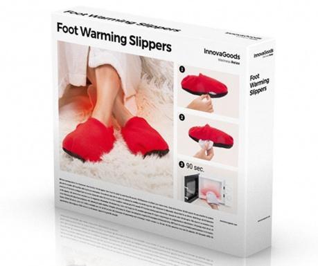 Termičke papuče Micro Confort Pro Red