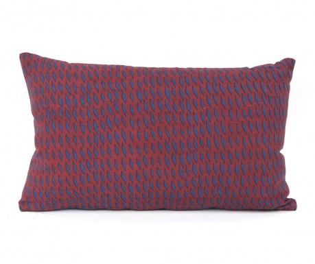 Ukrasni jastuk Shapes Dark Blue 30x50 cm