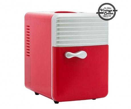 Prijenosni mini hladnjak 2 u 1 Vintage 5 L