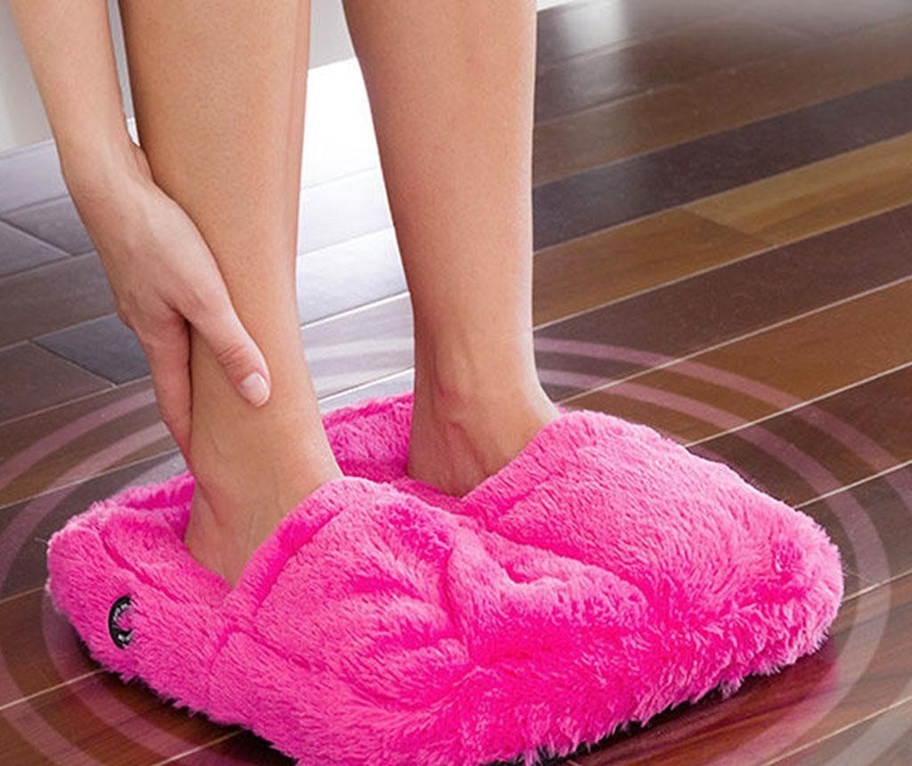 Ženske kućne papuče s vibromasažom Wellness