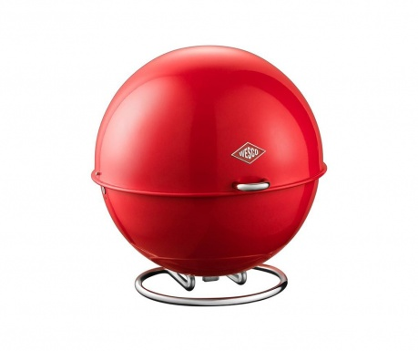 Posuda s poklopcem Superball Red