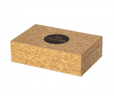 Krabice s víkem na čaj Collector
