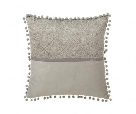 Dekorační polštář Bonbuns Grey 45x45 cm
